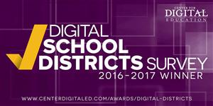 digital school districts survey winner