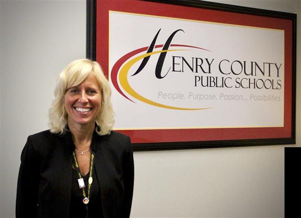 Strayer named Henry County Public Schools Superintendent