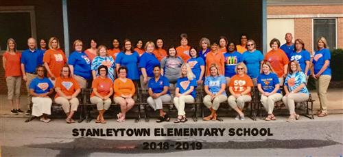 Faculty and Staff for 2018-2019